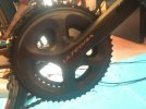 Guarnitura Shimano Ultegra 6800 52-36 172.5mm