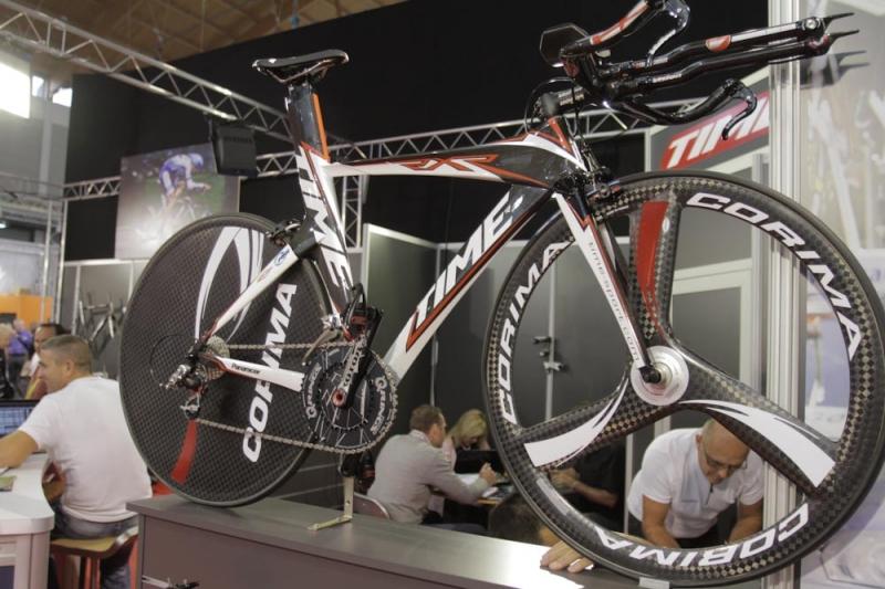Eurobike 2011: Time