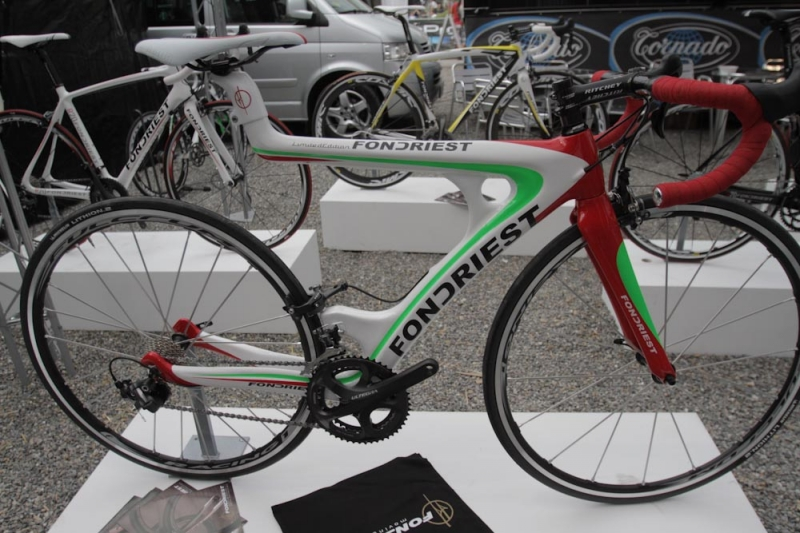 Eurobike 2011: Fondriest