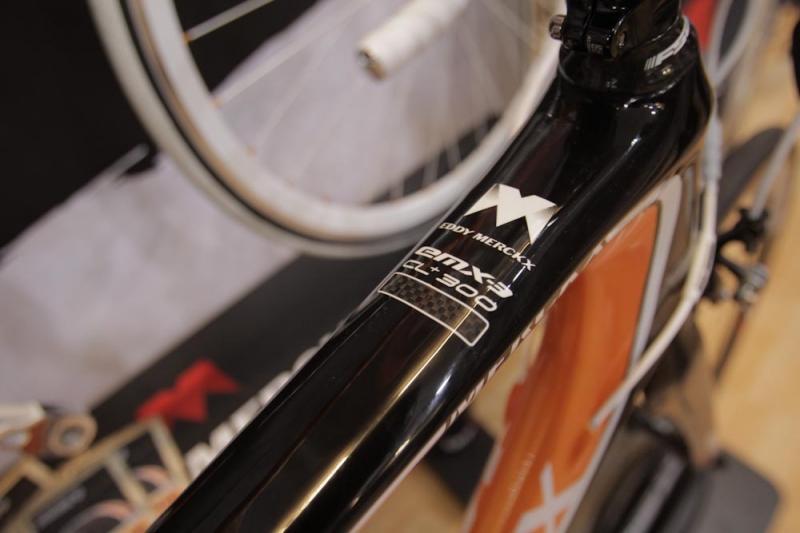 Eurobike 2011: Merckx