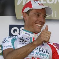 A Gilbert il prestigioso Vélo d'Or 2011