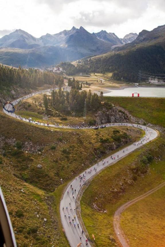 Ötztaler Radmarathon: preiscrizioni al via dal 1 febbraio