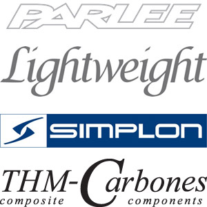 Nuove sezioni aziendali Lightweight, Parlee, Simplon e THM-Carbones