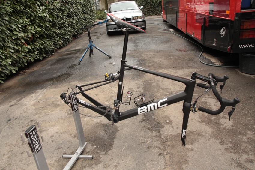 Presentazione BMC Granfondo GF01
