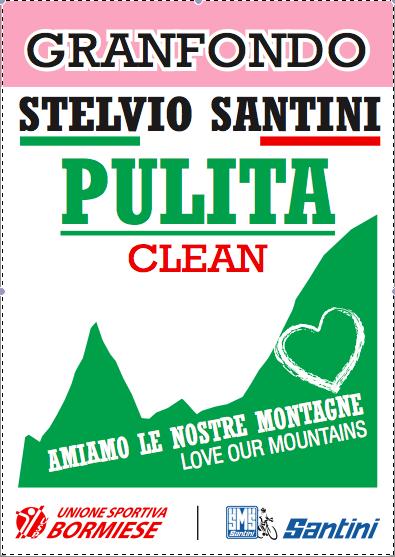 """Gran Fondo Stelvio """"Amiamo le nostre montagne"""""""