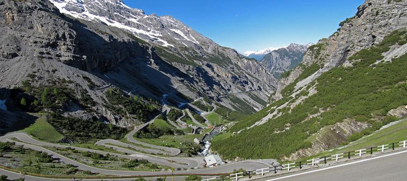 Valtellina: pedalando c'è più gusto!