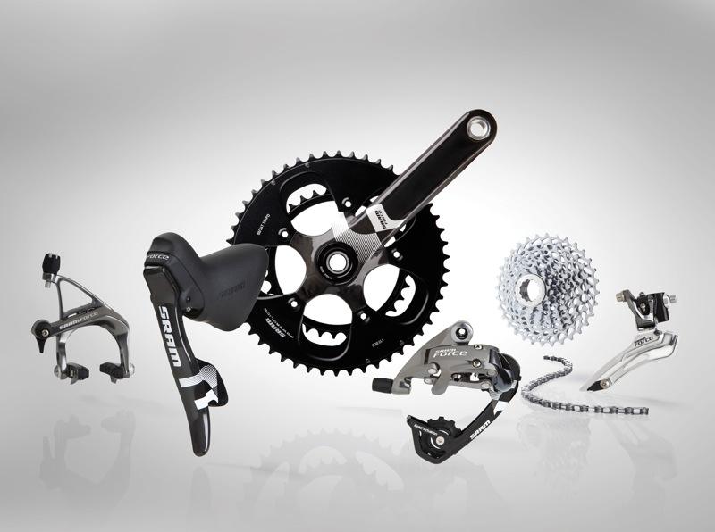 Eurobike 2012 -SRAM-