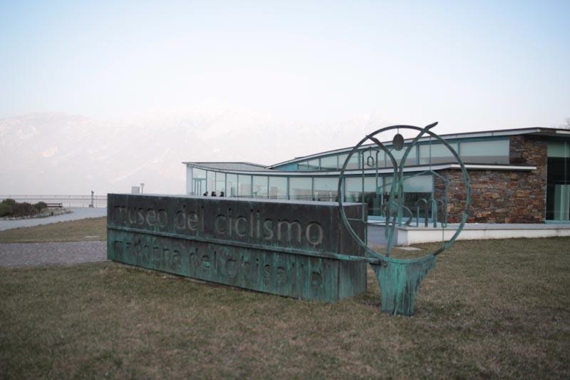 Visita al Museo del Ciclismo del Ghisallo