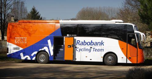 Reazioni del team Rabobank