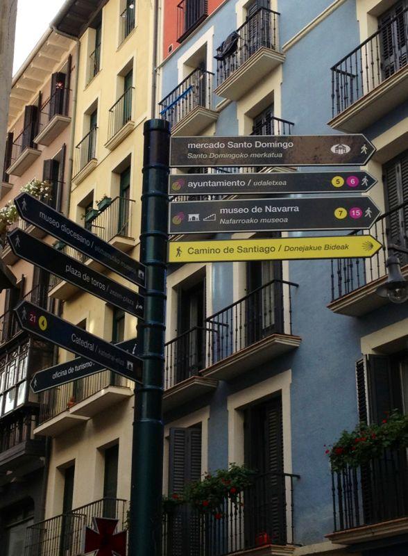 Camoscio delle Dolomiti verso Santiago de Compostela