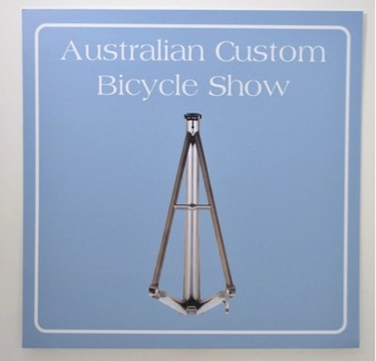 Australian Custom Bicycle Show 2012