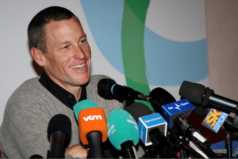 Le lacrime di Armstrong