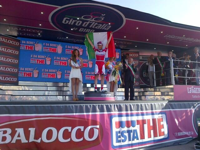 Giro 2013: 3^ tappa a Luca Paolini