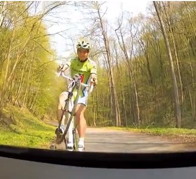 [Video] Come mettere la bici sul tetto della macchina secondo Sagan