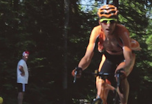 [Video] Salto sopra il Tour de France