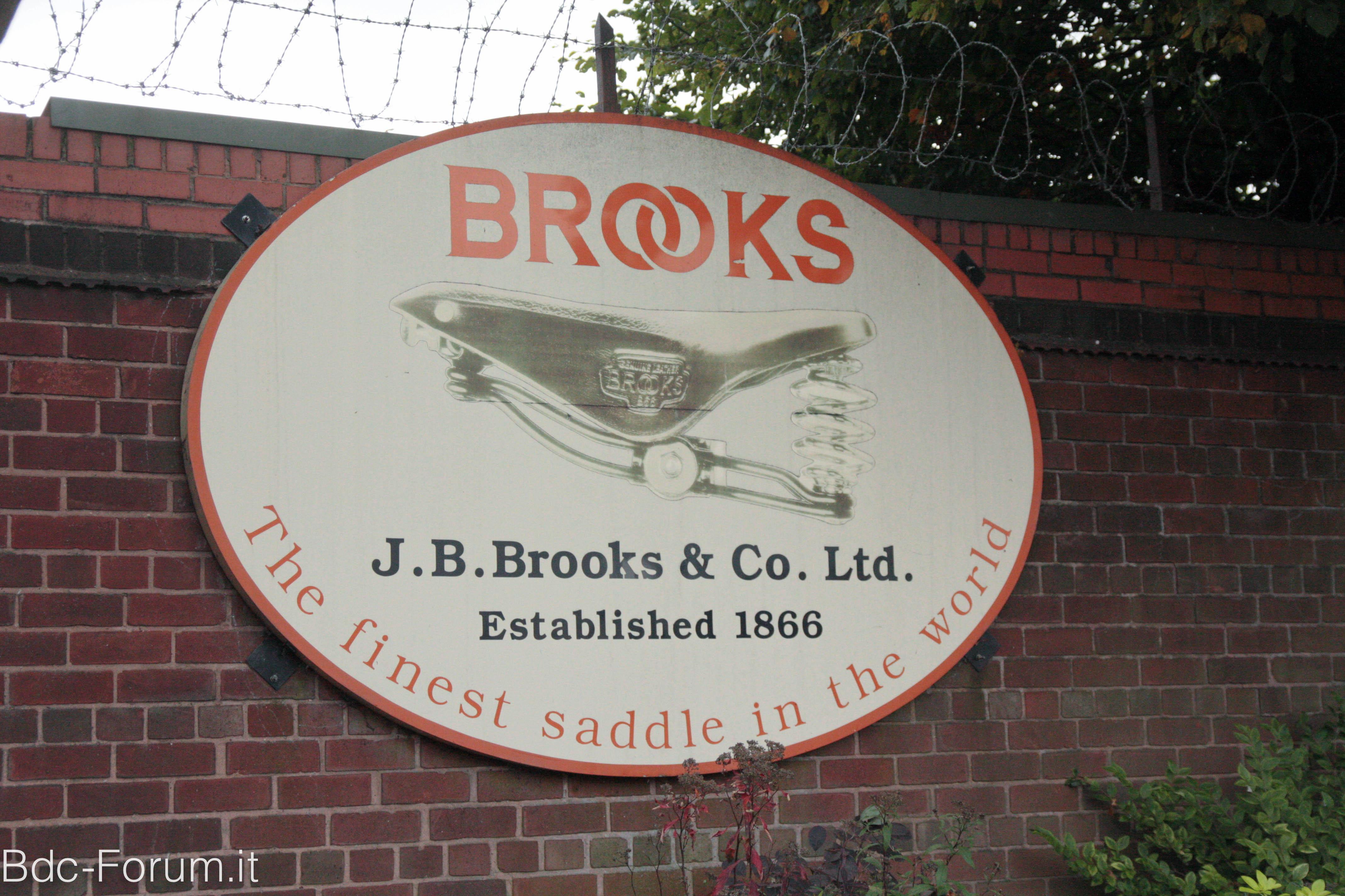 Visita a Brooks