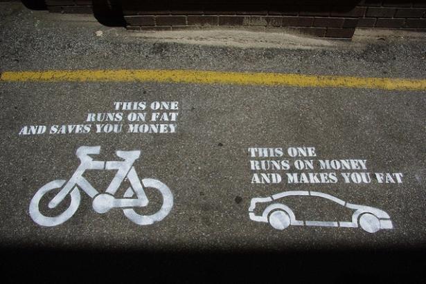 Più bici che auto?
