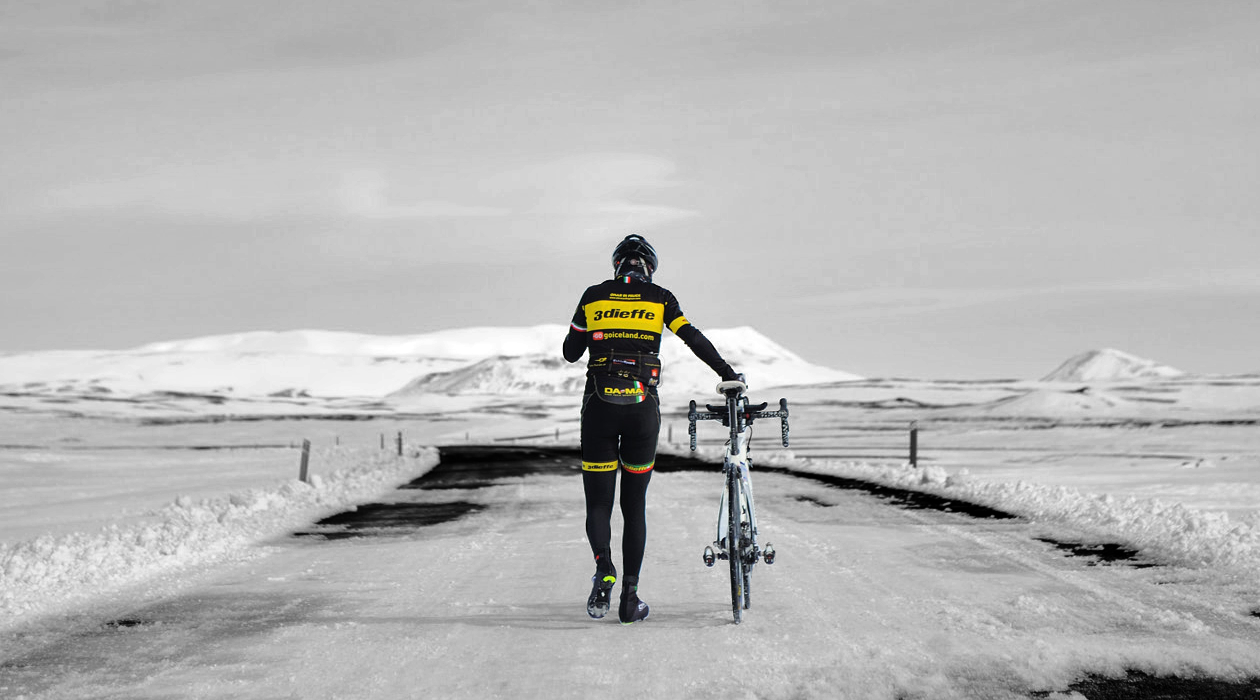 Lapland: the Road to Nordkapp, an arctic ultracycling adventure