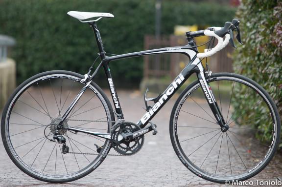 Test Bianchi Intenso Bdc Magcom Bici Da Corsa