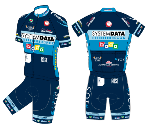 Team San Ginese – System Data e Rose Bikes insieme per la stagione granfondo 2014