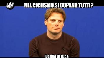 Di Luca tra le due realtà