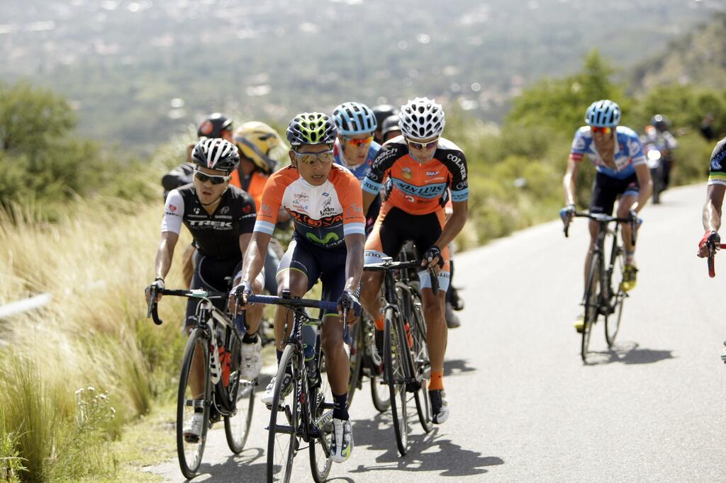 Tour de San Luis 2014: 6^ tappa è bis per Arredondo
