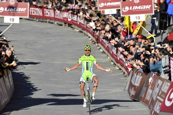 "gara ciclistica ""Strade Bianche"""
