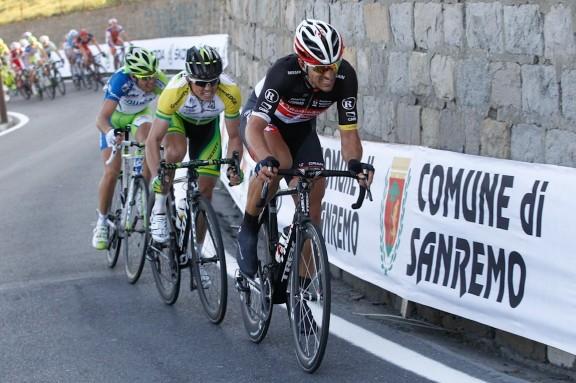 Gara Ciclistica Milano - Sanremo