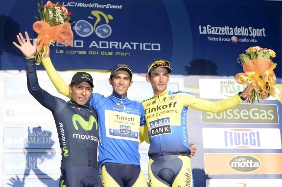 Gara Ciclistica Tirreno Adriatico