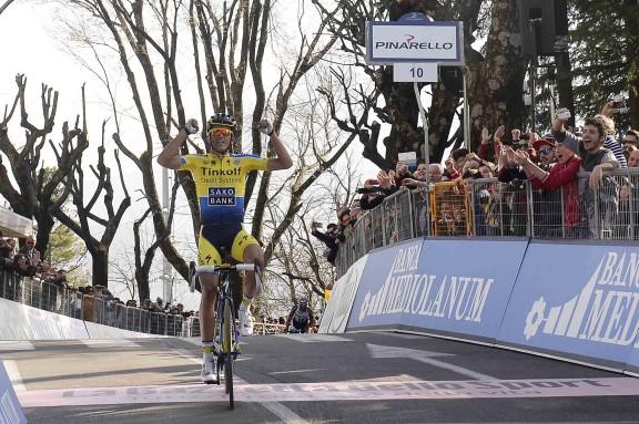 Gara Ciclistica Tirreno Adriatico - Quinta Tappa - Amatrice - Guardiagrele.