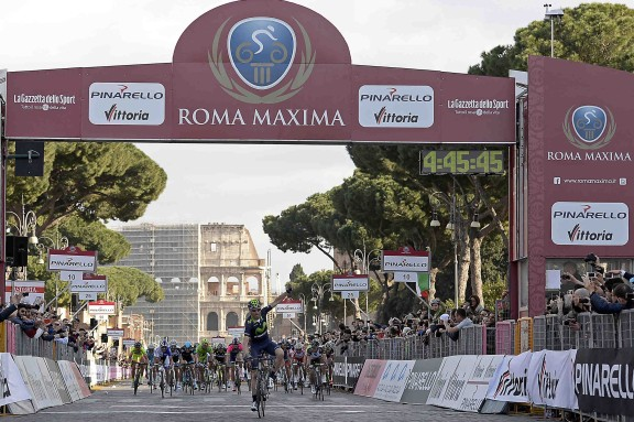 Gara ciclistica Roma Maxima
