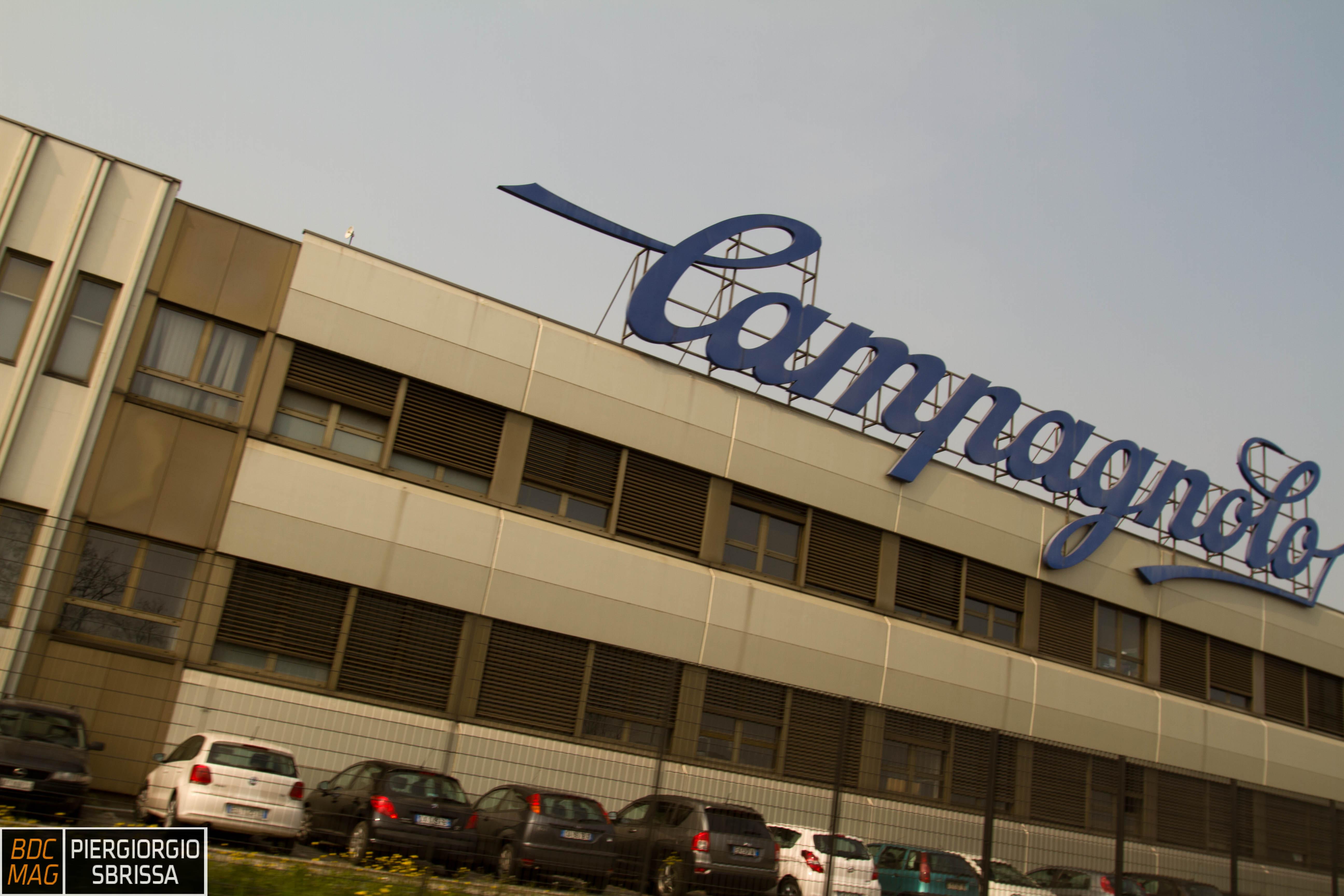 Visita a Campagnolo