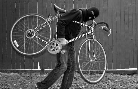 Predoni di bici in Veneto