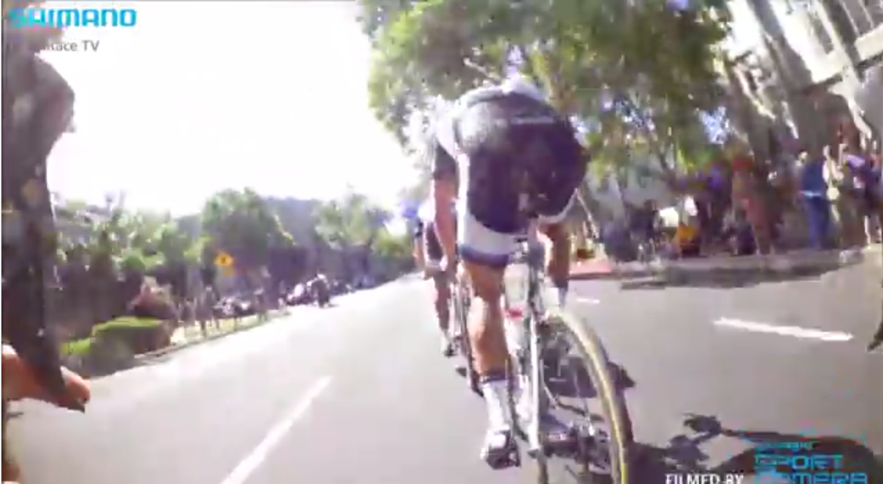 [Video] Lo sprint di Degenkolb in soggettiva