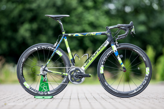 2014 Tour de France - Cannondale Custom Bikes
