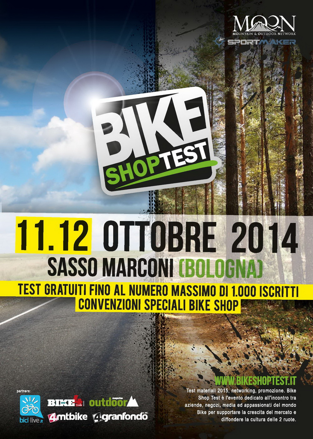 Bike Shop Test 2014