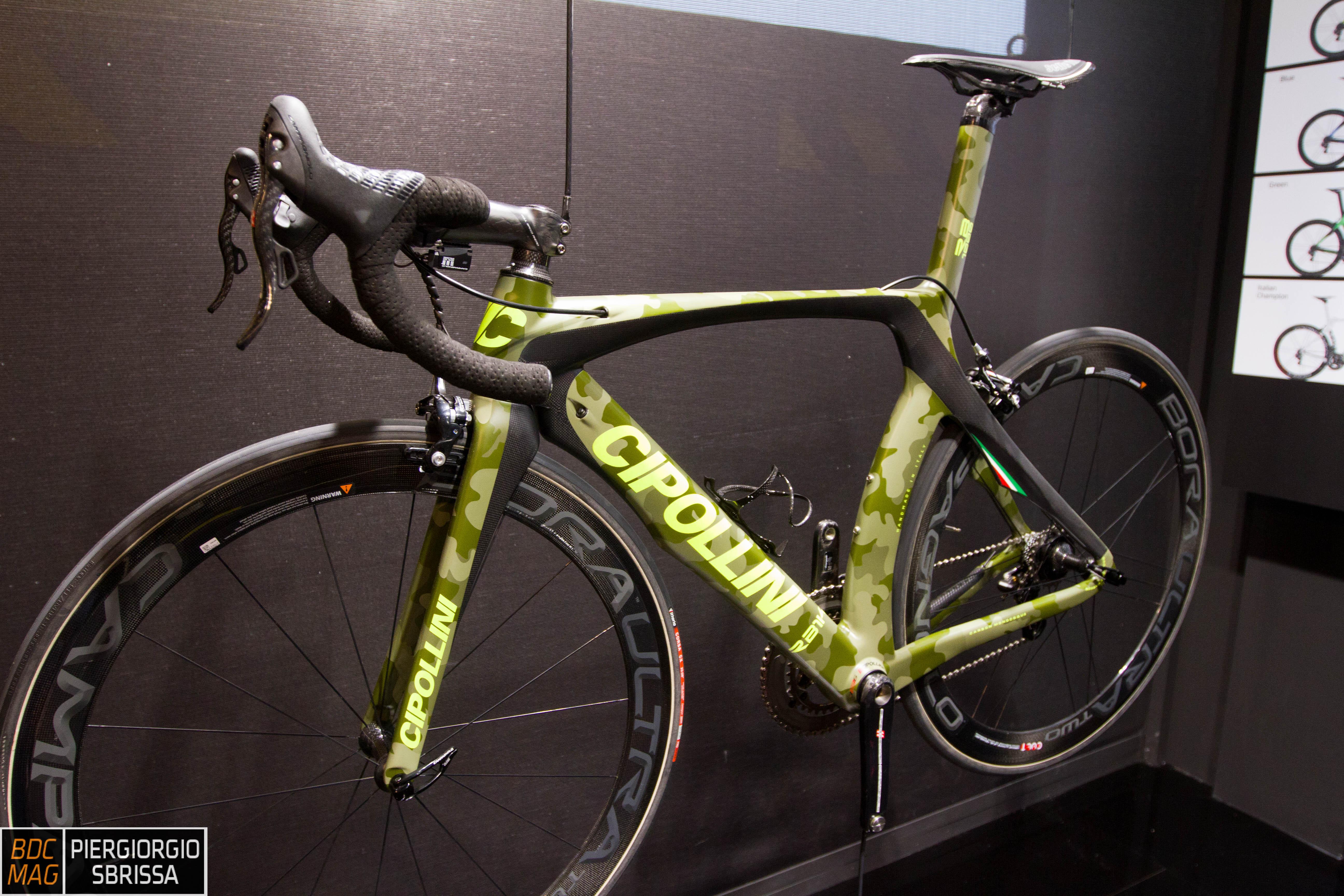 Eurobike 2014 Cipollini Bdc Mag Com Bici Da Corsa