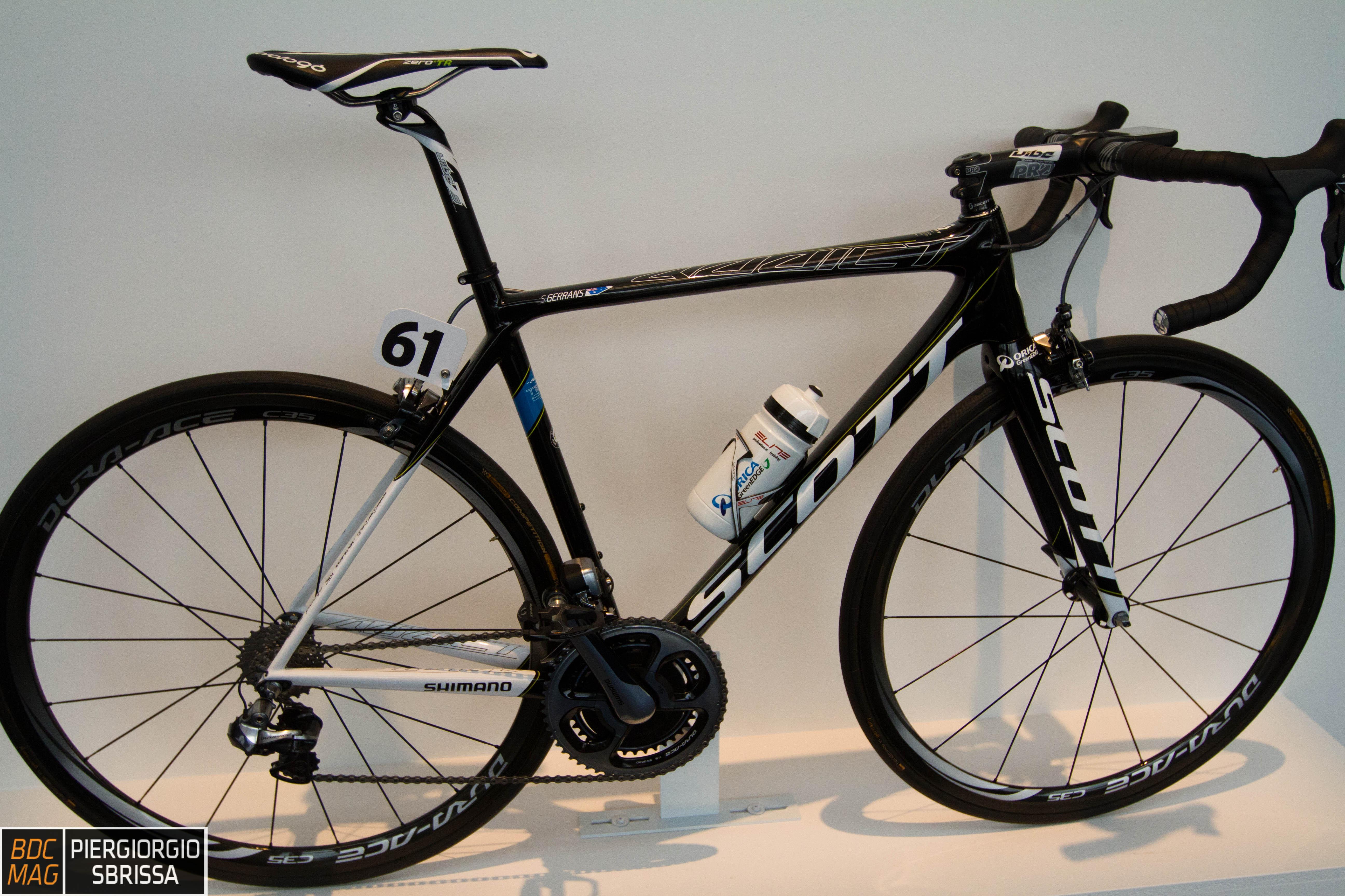 Eurobike 2014 Scott Bdc Magcom Bici Da Corsa
