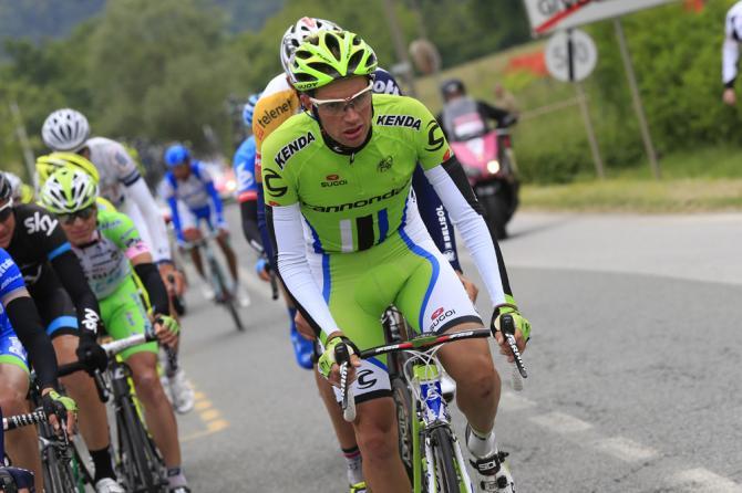 Damiano Caruso alla BMC