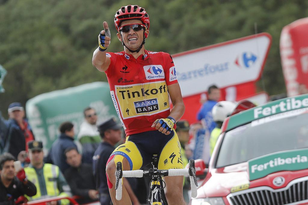 Vuelta 2014. 20^ tappa: Contador chiude il conto