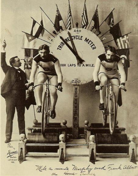 Vintage Roller Racing 2