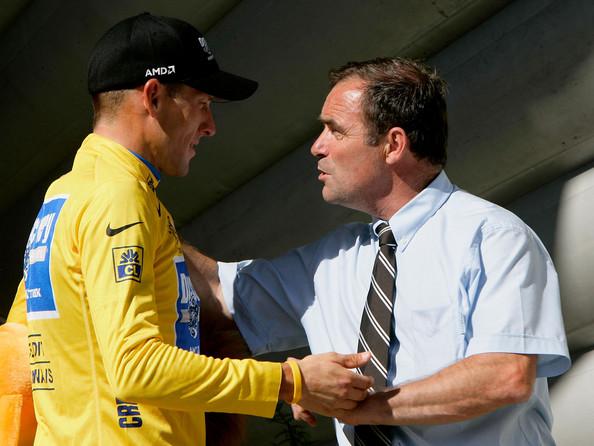 Armstrong vs Hinault