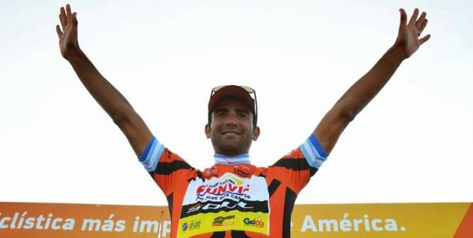 Dani Diaz fa suo il Tour de San Luis 2015