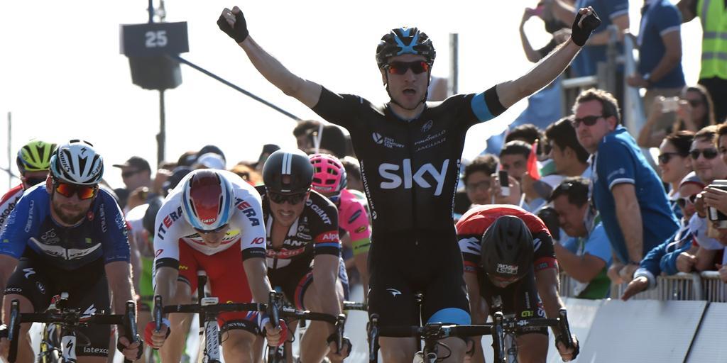 Tour of Dubai 2015: 2^ tappa a Elia Viviani