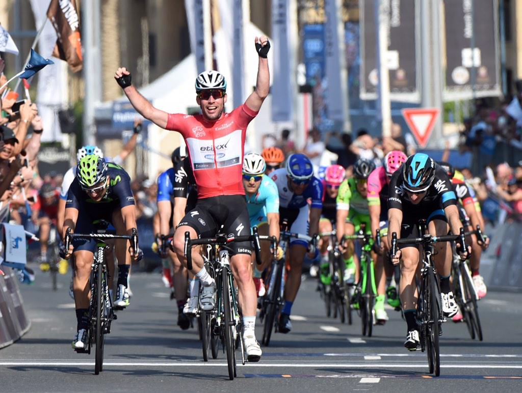 Mark Cavendish vince il Tour of Dubai 2015