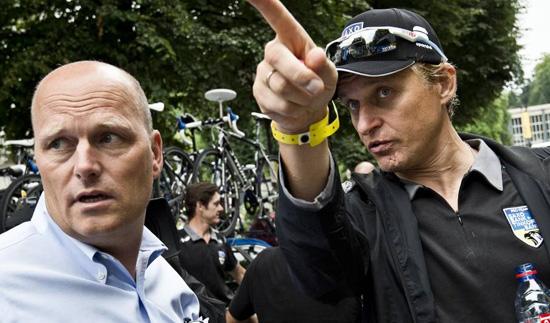 Bjarne Riis sospeso da Tinkoff?