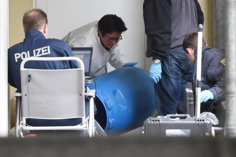 GP Francoforte annullato per rischio attentato