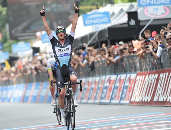 Alberto Contador si Aggiudica il 98° Giro d'Italia