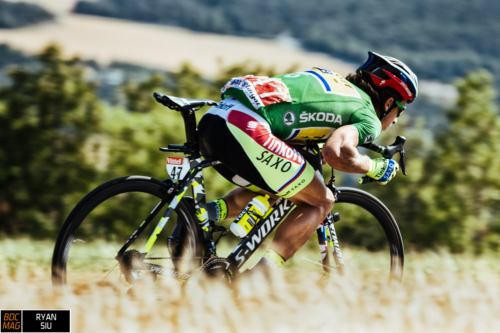 [Video] La fantastica discesa di Sagan, 16a tappa Tour 2015
