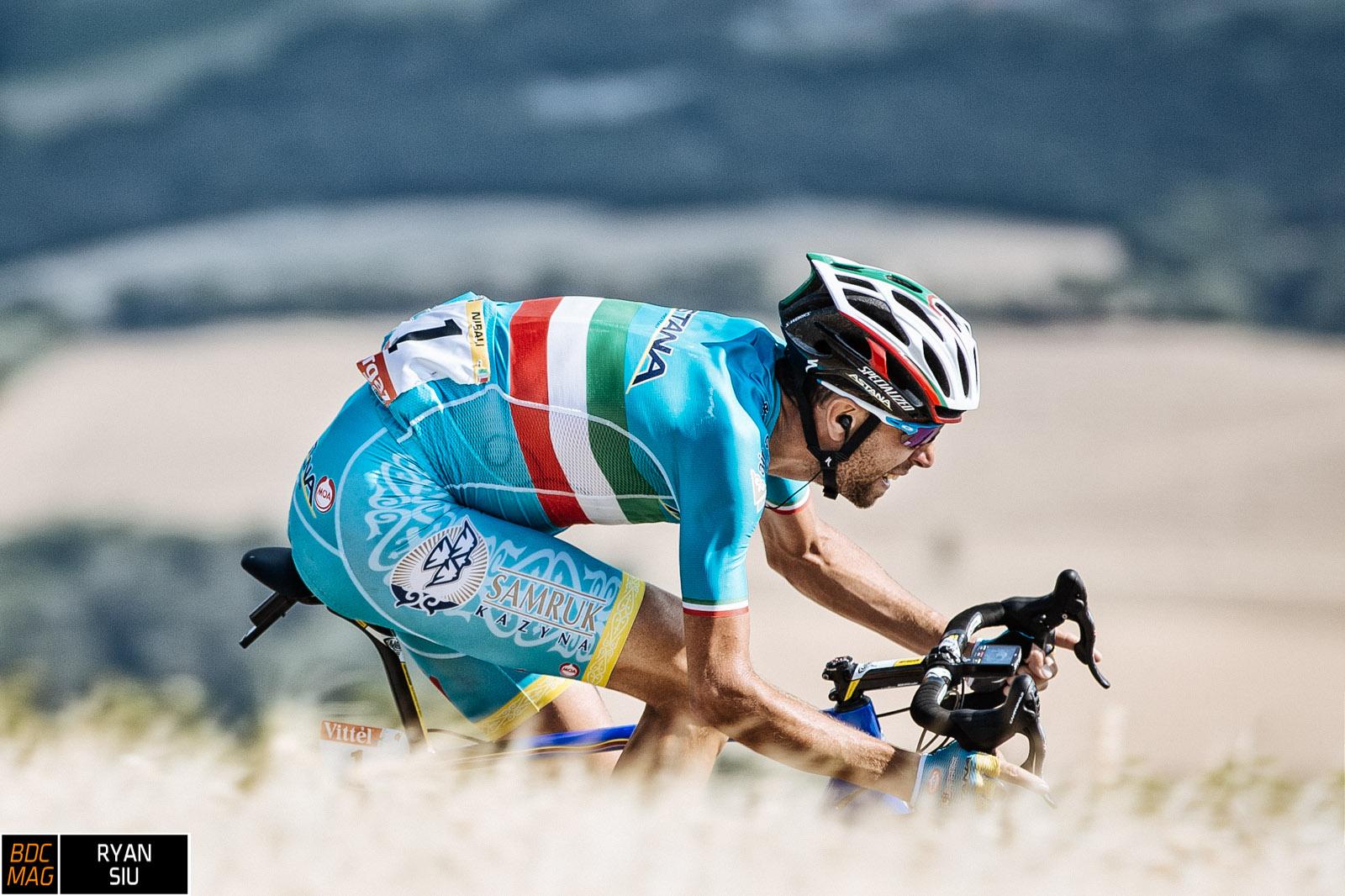 Nibali si scusa per l'esclusione dalla Vuelta